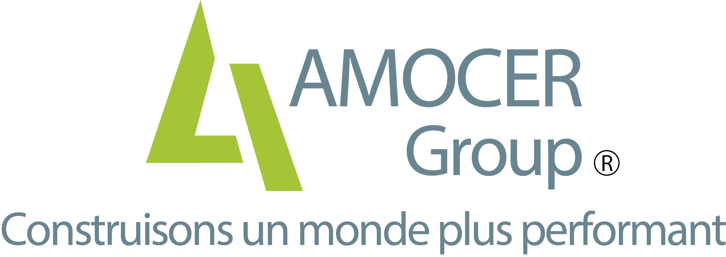 Logo du bureau d'études structure AMOCER Group