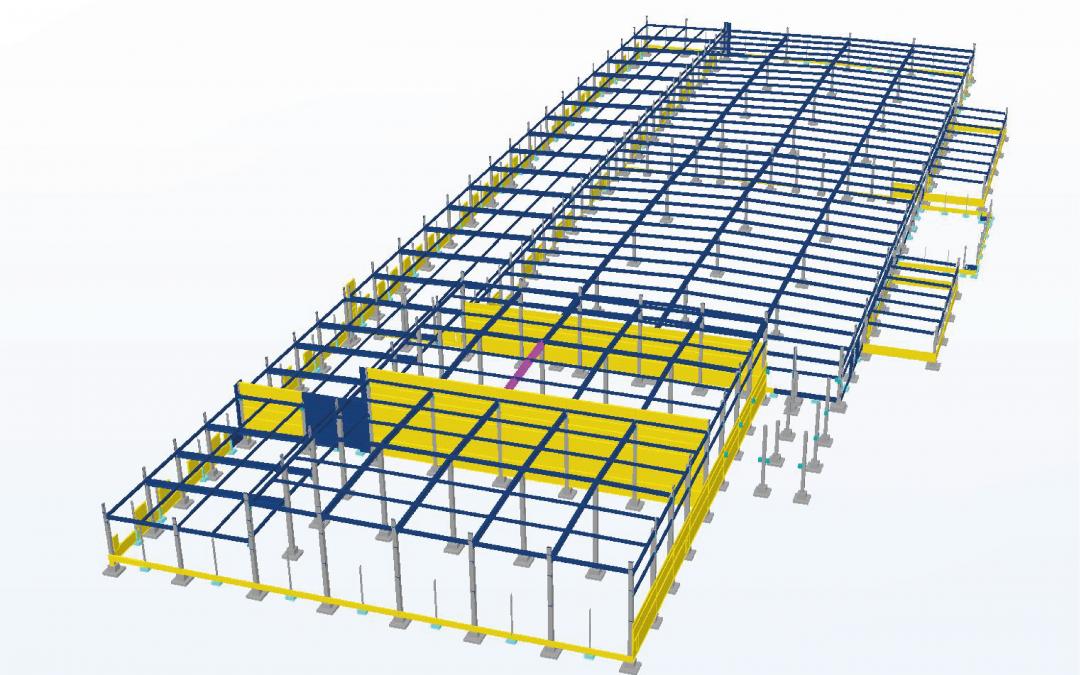 AMOCER Group et les modélisations 3D BIM