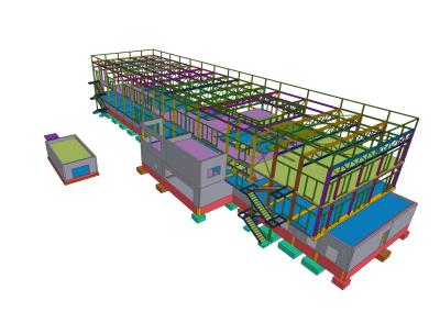 Conception bâtiment SNCF